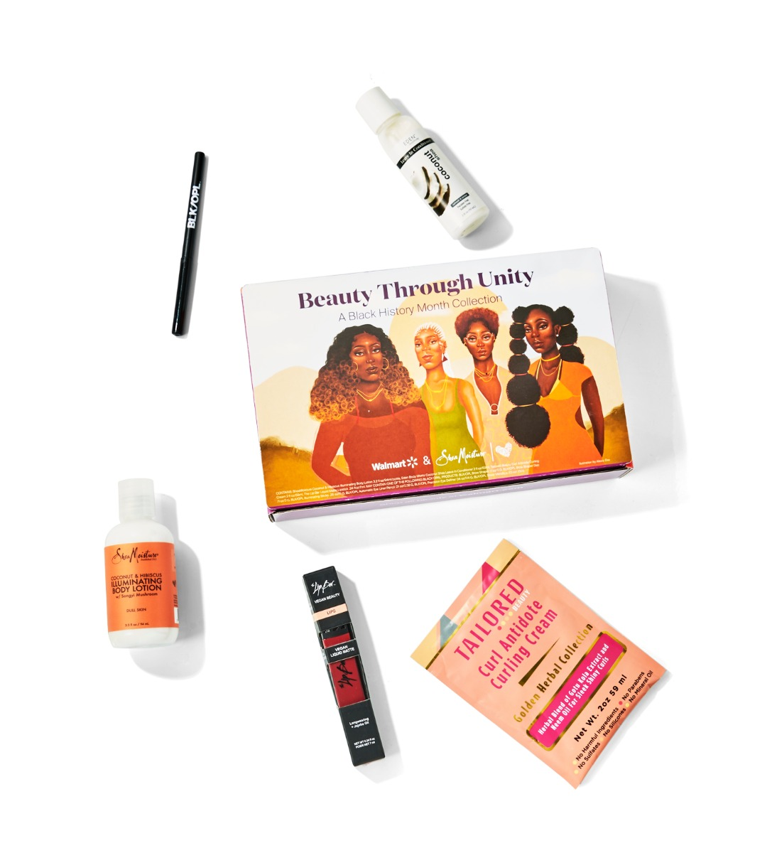 Beauty Through Unity – A Black History Month Collection