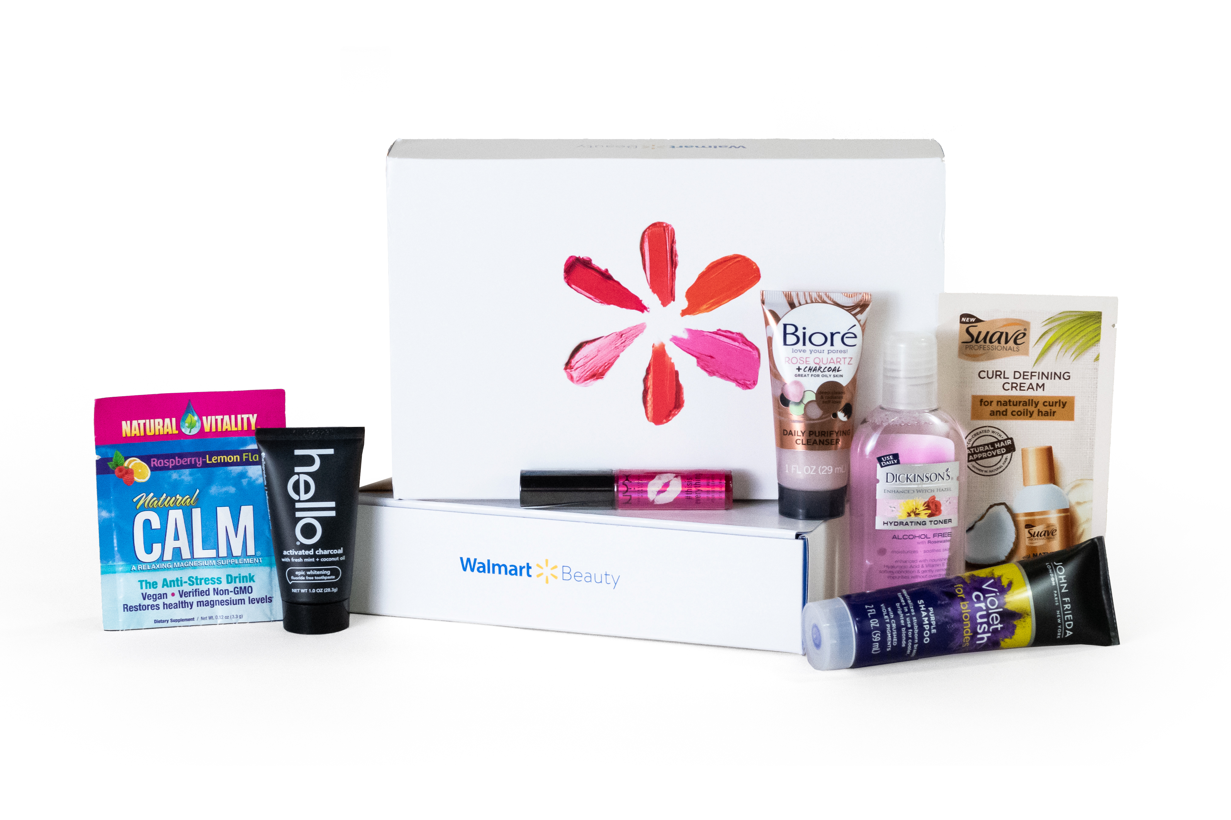 New Walmart Beauty Box Only $5...