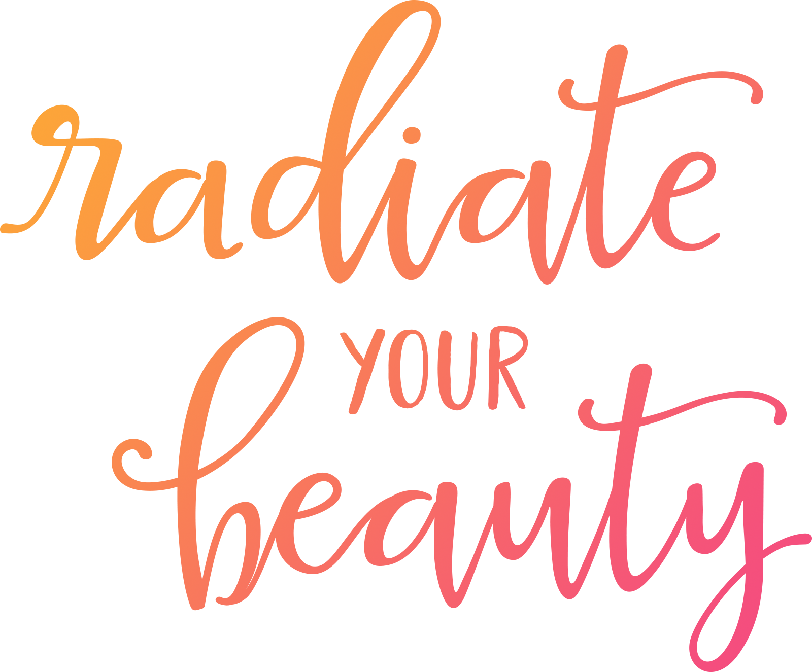 Radiate Your Beauty